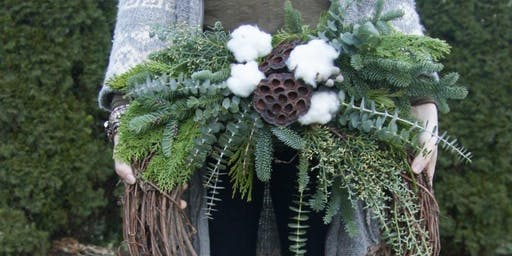 Deck Your Halls and Create Your Wreath at Coffee Corral with Alice's Table