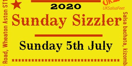The Big Salsa Summer Sizzler Day Out tickets