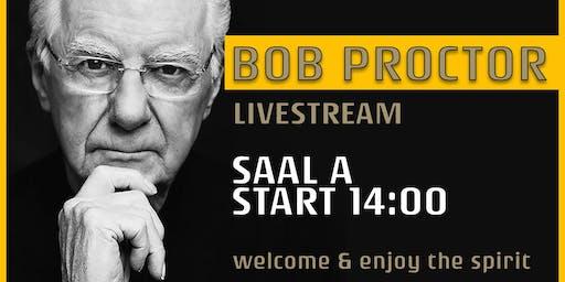 LIVESTREAM Bob Proctor Vienna 191019 - Start 02.00 pm in Austria