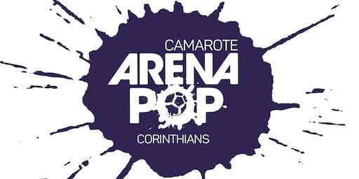 Camarote Arena Pop I Corinthians x Santos