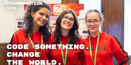 Technovation Mentor Information Wine and Cheese tickets