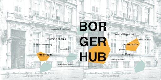 Voorstelling BorGerHub
