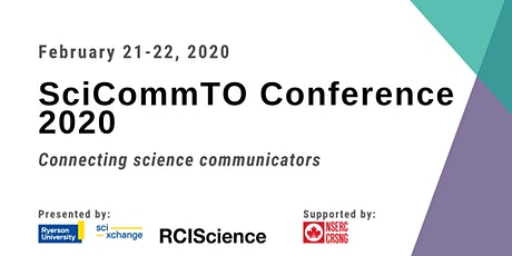 SciCommTO Conference 2020 tickets