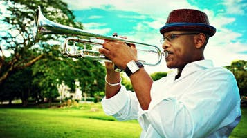 """Etienne Charles: """"Creole Christmas"""""""