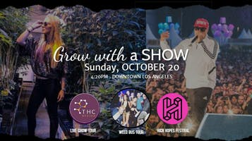 """""""Grow With a Show"""" Featuring Breal Concert"""