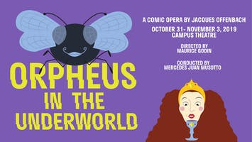 """Orpheus in the Underworld"""