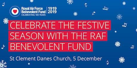 RAF Benevolent Fund Carol Concert tickets