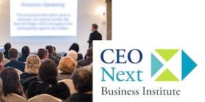 CEO FORUM - November 2019; Leadership & Business...
