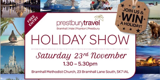 Prestbury Travel Holiday Show 2019