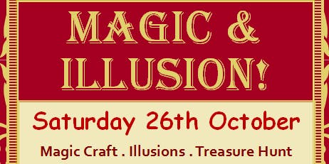 Prestbury Library - Magic and Illusion drop-in craft event