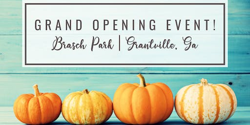 Brasch Park Grand Opening Event!
