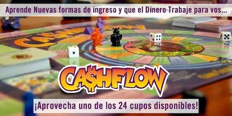 Taller Práctico de Libertad Financiera - CashFlow Resistencia entradas