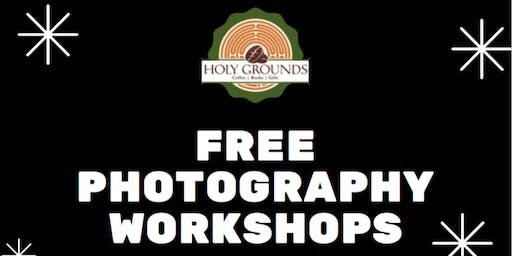 Digital Photography Workshop Series