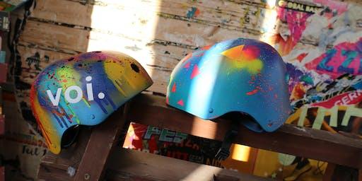 Voi - Pimp My Helmet