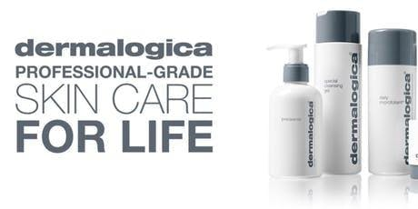 Get your skin dermalogica party ready at our exclusive xmas party!