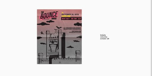 Bounce House: Halloween 2019