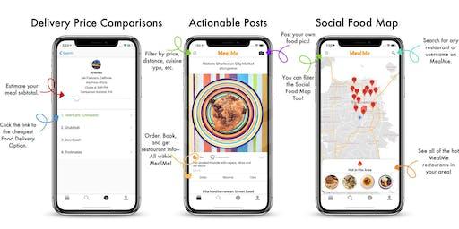 Get MealMe to 700 Users! (Download Link Below)
