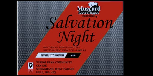 Salvation Night