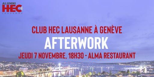 Club HEC Lausanne à Genève - Afterwork