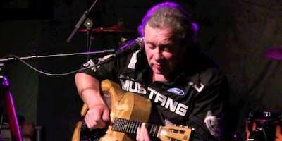 Bluesman Sonny Moorman