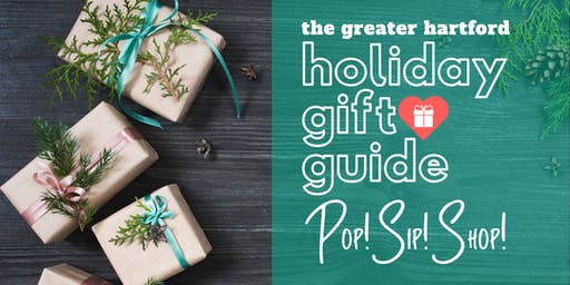 Holiday POP! SIP! SHOP! - by The Small Business Collective