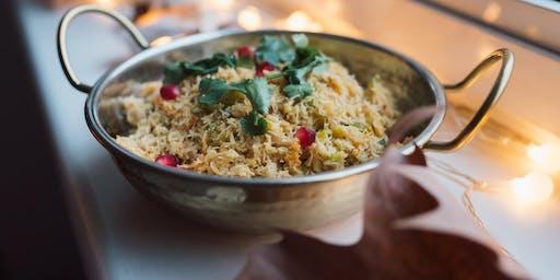 Sri Lankan Supper Society: An Autumnal Sri Lankan Feast