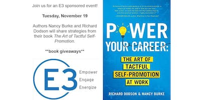 The Art of Tactful Self-Promotion: Executive event