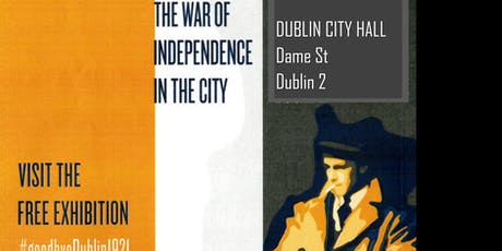 Goodbye Dublin - War of Independence tickets