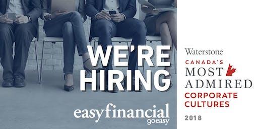 Financial Sales Manager Job Fair