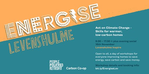 Energise: a day of retrofit learning and inspiration
