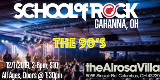 School of Rock Gahanna - Fall 2019 Seasonal Show