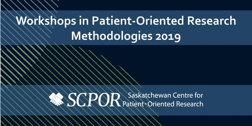 Workshops in Patient-Oriented Research Methodologies