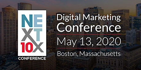 Next10x Digital Marketing Conference tickets
