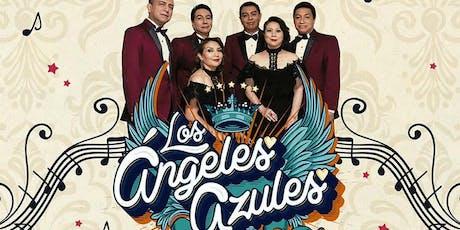 Vamos al concierto de los Ángeles Azules entradas