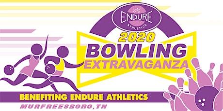 Endure Athletics Bowling Extravaganza! tickets