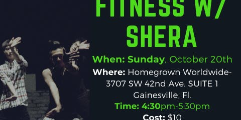 Dance Fitness with Shera