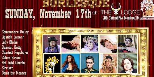 HoneyBee Burlesque Presents: THE SHOW