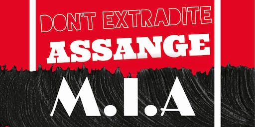 Don't Extradite Assange