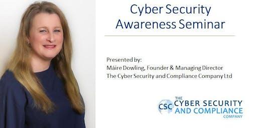 Cyber Security Awareness Seminar