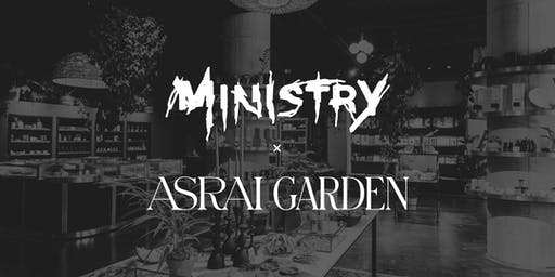 Ministry book signing with Al Jourgensen and Aaron Tanner