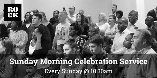 Sunday Morning Celebration Service