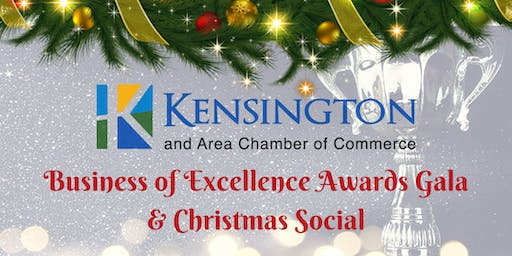 2019 Business of Excellence Awards Gala & Christmas Social