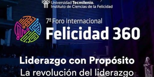 Felicidad 360 7mo Foro Internacional