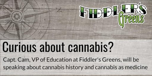 Cannabis Education & History w/ Captain Cameron Hattan