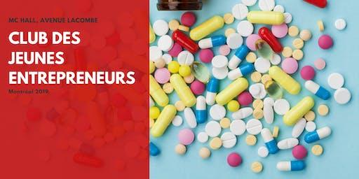Club des Jeunes Entrepreneurs de Montréal 2019