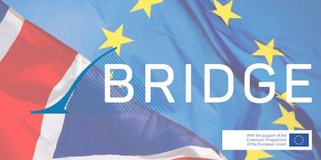 Opening Keynote Address by Ed Sibley, BRIDGE Network Launch tickets