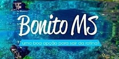 Excursão para Bonito - MS