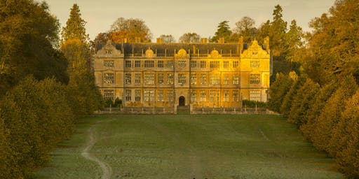 Tottington Hall comes to Montacute House (21 - 27 October tickets)