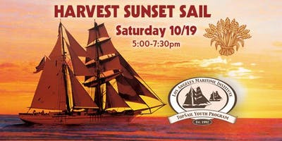 Harvest Sunset Sail