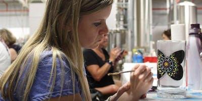 Beer Mug Painting at Seven Saws Brewing